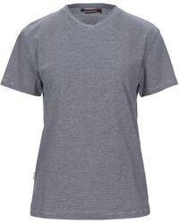 TRUE NYC Camiseta - Azul
