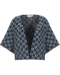 Caractere Suit Jacket - Blue