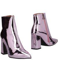 Public Desire - Ankle Boots - Lyst