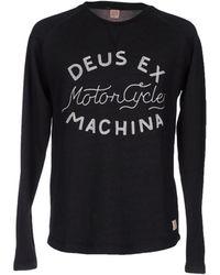 Deus Ex Machina Sweat-shirt - Noir