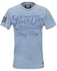 Superdry Camiseta - Azul
