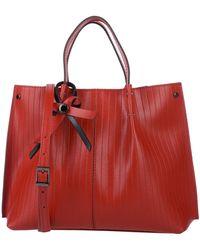 Ripani Handbag - Red