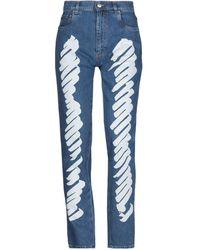 Moschino Denim Pants - Blue