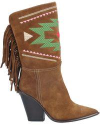 Materia Prima By Goffredo Fantini Ankle Boots - Brown