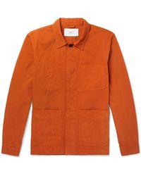 MR P. Chemise - Orange
