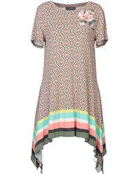 Le Fate Vestito corto - Multicolore