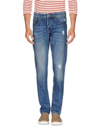 Macchia J Denim Trousers - Blue