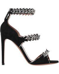 Alaïa Sandals - Black
