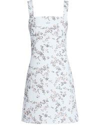 Rag & Bone Kurzes Kleid - Weiß