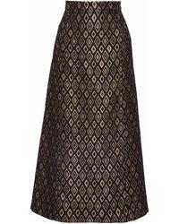 Vanessa Seward Long Skirt - Black