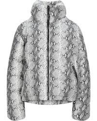 Glamorous Synthetic Down Jacket - Grey