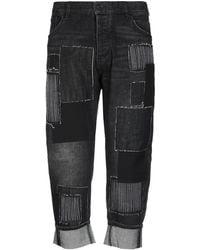 Emporio Armani Pantalones vaqueros - Negro