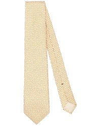 Gucci Krawatte - Gelb