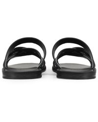8 by YOOX Sandals - Black