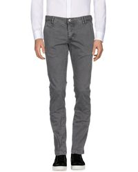 AT.P.CO Casual Trouser - Grey