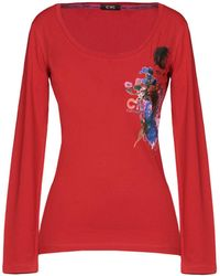 CoSTUME NATIONAL T-shirt - Red