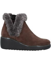 Stonefly Ankle Boots - Brown