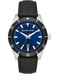 Michael Kors Wrist Watch - Black
