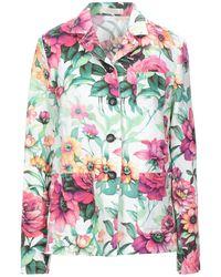 Massimo Alba Suit Jacket - Multicolour