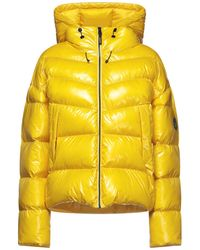 Napapijri Down Jacket - Yellow