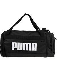 PUMA Reisetasche - Schwarz