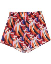 Glamorous Shorts & Bermuda Shorts - Orange