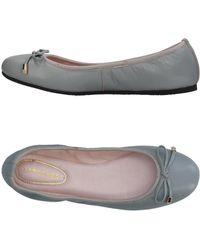 Sargossa - Ballet Flats - Lyst