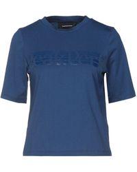 Peak Performance T-shirt - Blue
