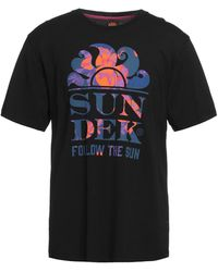 Sundek T-shirt - Nero