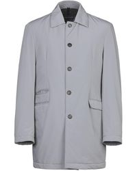 Aquarama Overcoat - Gray