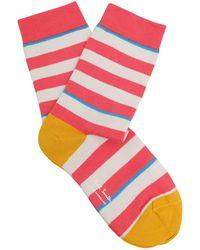 Paul Smith Short Socks - Multicolour