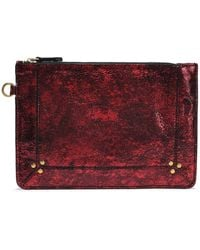 Jérôme Dreyfuss Pouch - Red