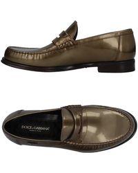 Dolce & Gabbana - Mokassin - Lyst