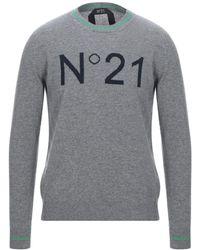 N°21 Jumper - Grey