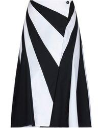 Sportmax Code Midi Skirt - Black