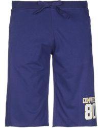 Converse Shorts & Bermuda Shorts - Purple