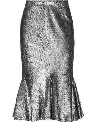 Pinko - 3/4 Length Skirt - Lyst