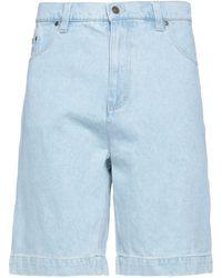 Karlkani Denim Shorts - Blue