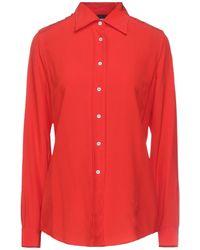 Aspesi Camisa - Naranja
