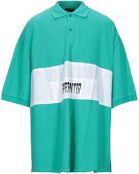 Balenciaga Polo Shirt - Green