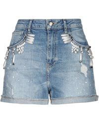 Relish Shorts jeans - Blu
