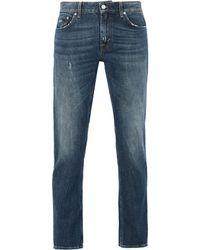 Department 5 Denim Trousers - Blue