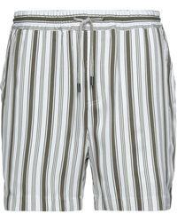 Native Youth Shorts & Bermuda Shorts - Green