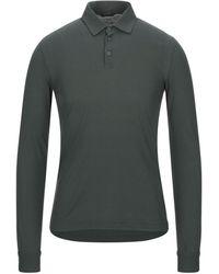 Zanone Polo Shirt - Green