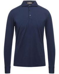 Cruciani Poloshirt - Blau