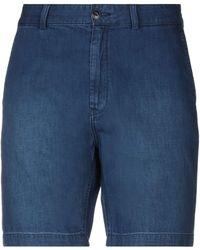 Lee Jeans Bermuda jeans - Blu