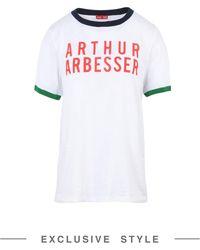 Arthur Arbesser - T-shirt - Lyst