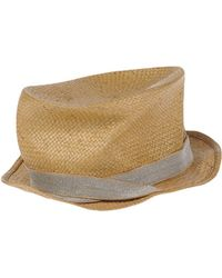 Brunello Cucinelli Hat - Natural