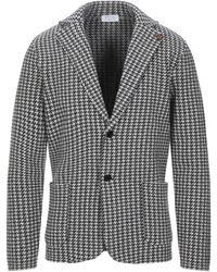 Heritage Suit Jacket - Black