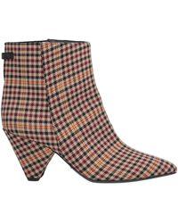 Suoli Ankle Boots - Multicolor